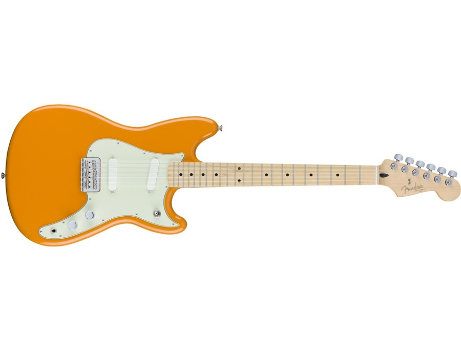 Fender Duo-Sonic Capri Orange MN