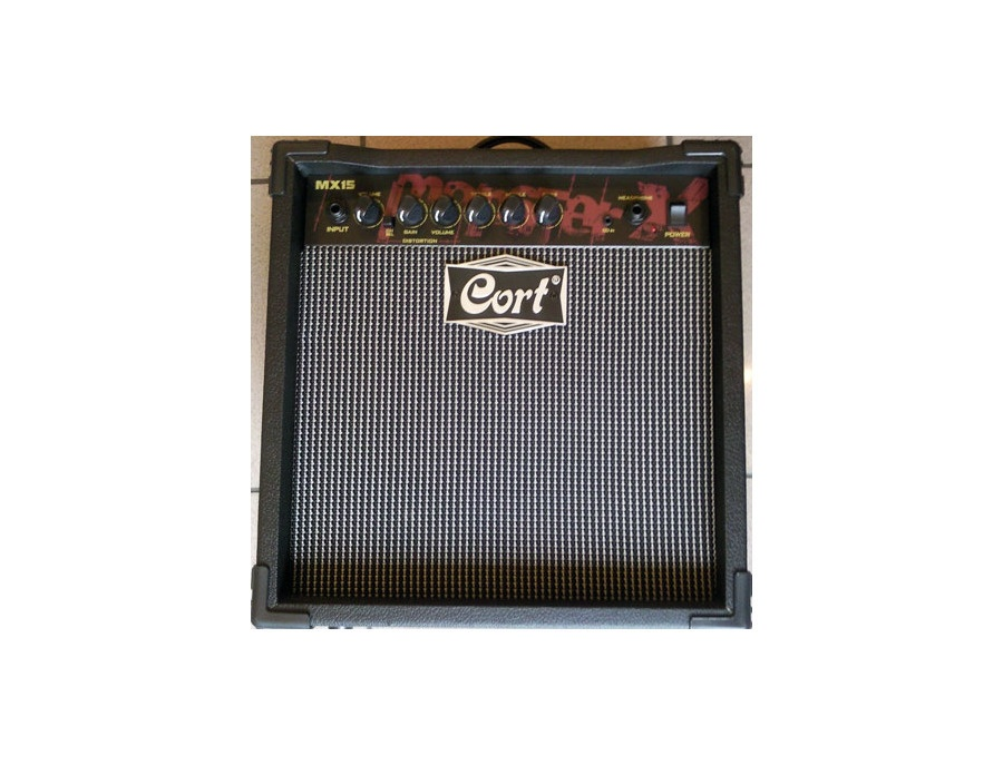 Cort MX-15 Guitar Amplifier