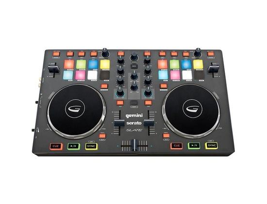 Gemini SLATE DJ Controller