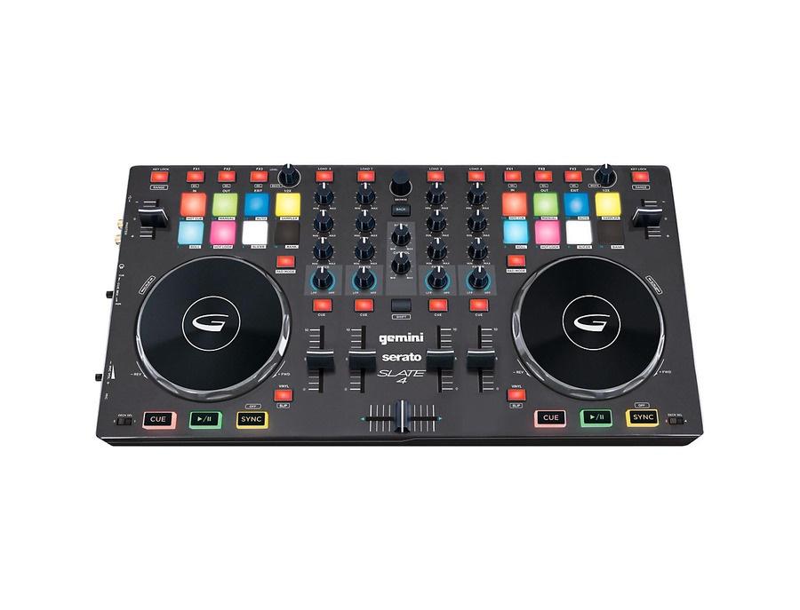 Gemini Slate 4 DJ Controller