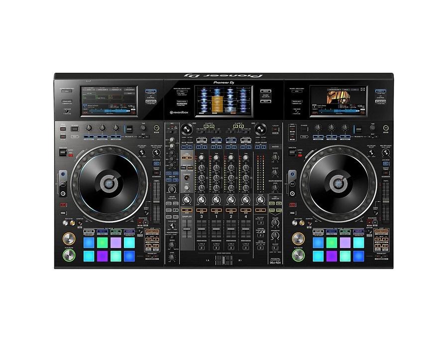 Pioneer DDJ-RZX Audio and Video Performance Controller