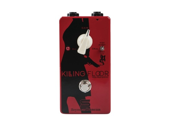 Seymour Duncan Killing Floor High-Gain Boost Pedal