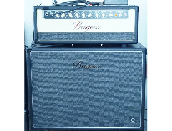 Bugera, V55 Amp Head and Cabinet
