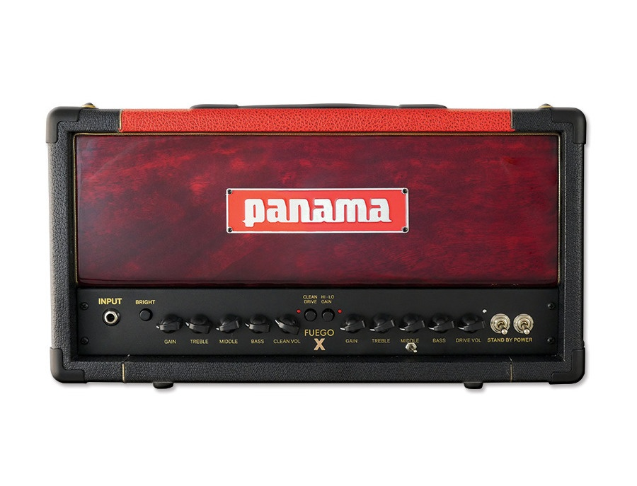 Panama Fuego X 15W All-Tube Guitar Amplifier