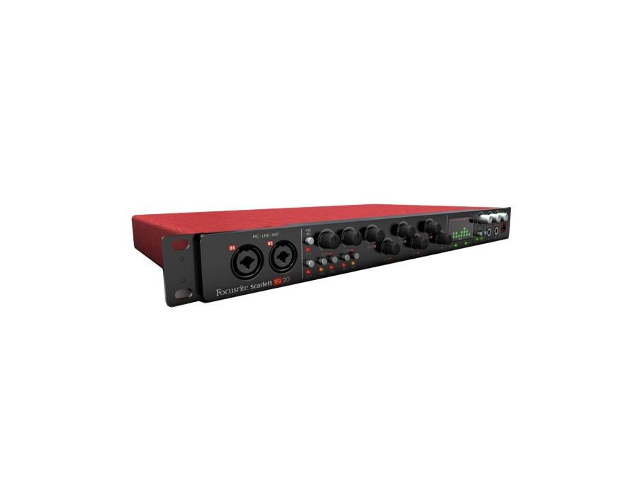 Focusrite Scarlett 18i20 Audio Interface