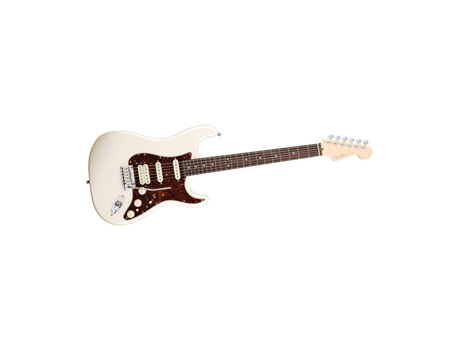 fender american deluxe stratocaster hss electric guitar reviews prices equipboard. Black Bedroom Furniture Sets. Home Design Ideas
