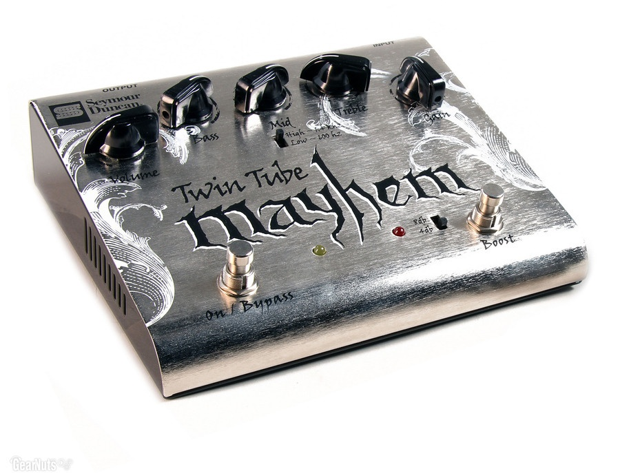 Seymour Duncan SFX-04 Twin Tube Mayhem
