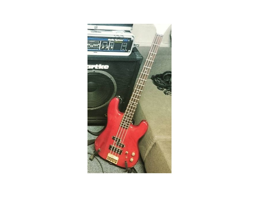 Stingray Bass