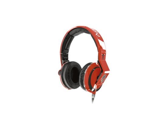 Skullcandy NBA Mix Master Bulls w/Mic Headphones