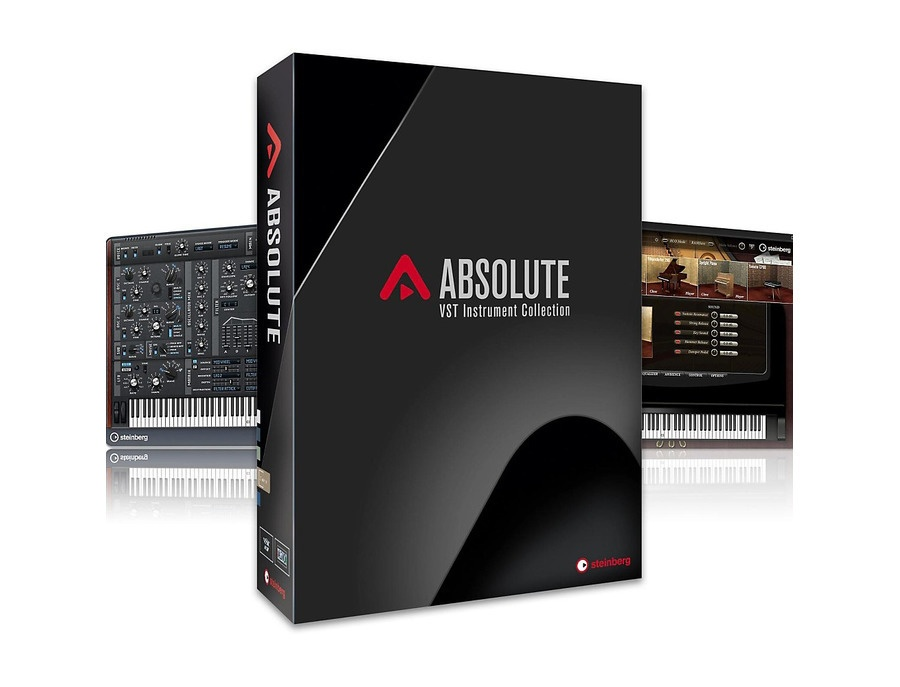 Steinberg absolute 2 vst instrument collection xl