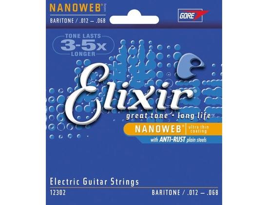 Elixir Nanoweb Baritone 12-68