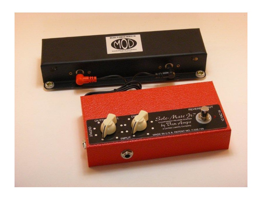 VanAmps Sole-Mate Jr. Spring Reverb