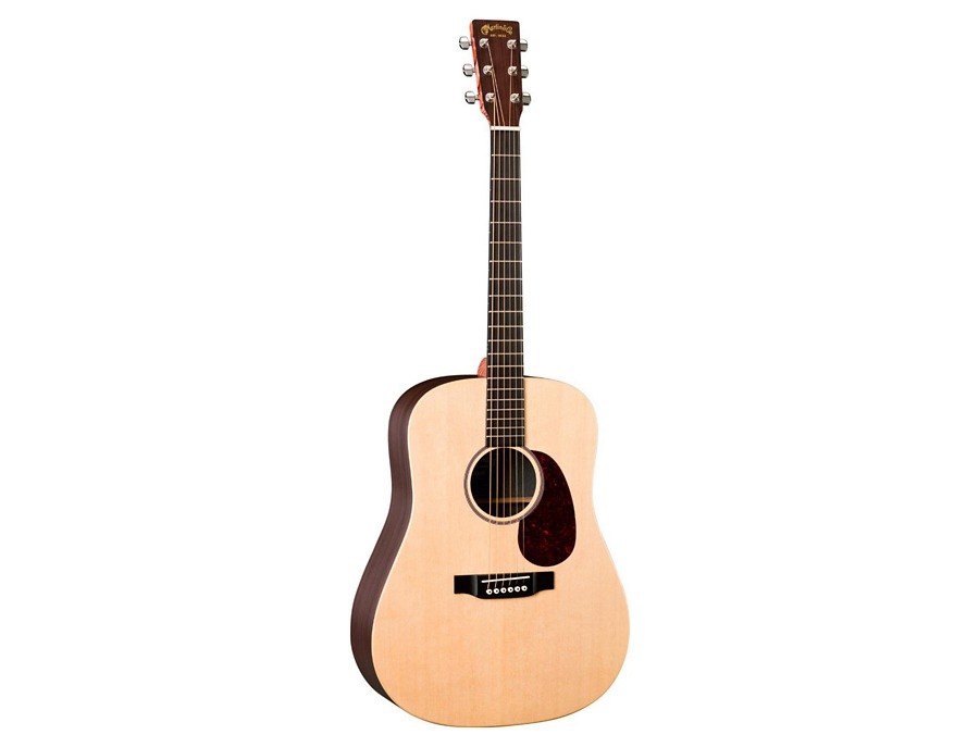 Martin X Series 2015 DX1RAE Dreadnought Acoustic-Electric Guitar