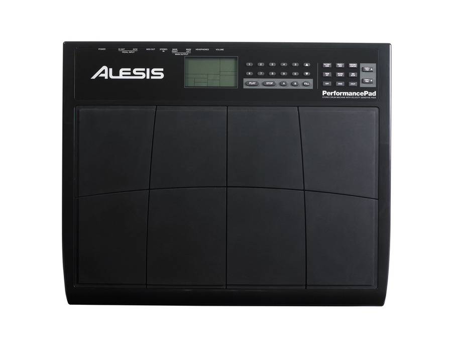 Alesis performance pad xl