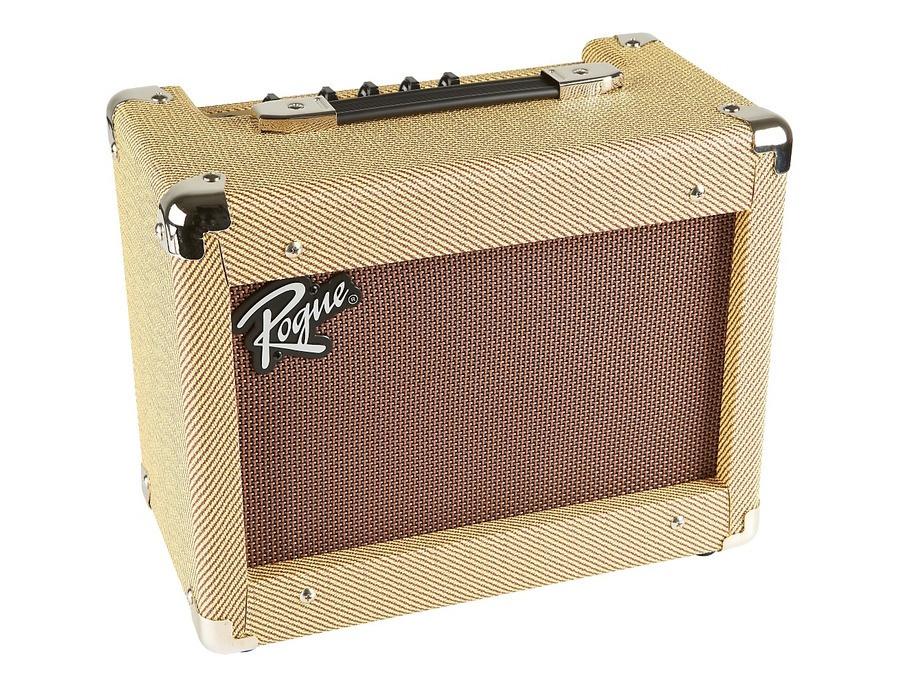 Rogue V15G 15W 1x6.5 Guitar Combo Amp  Vintage Tweed