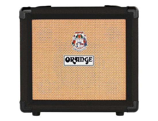 Orange Amplifiers Crush12 12W 1x6 Guitar Combo Amp (Black)