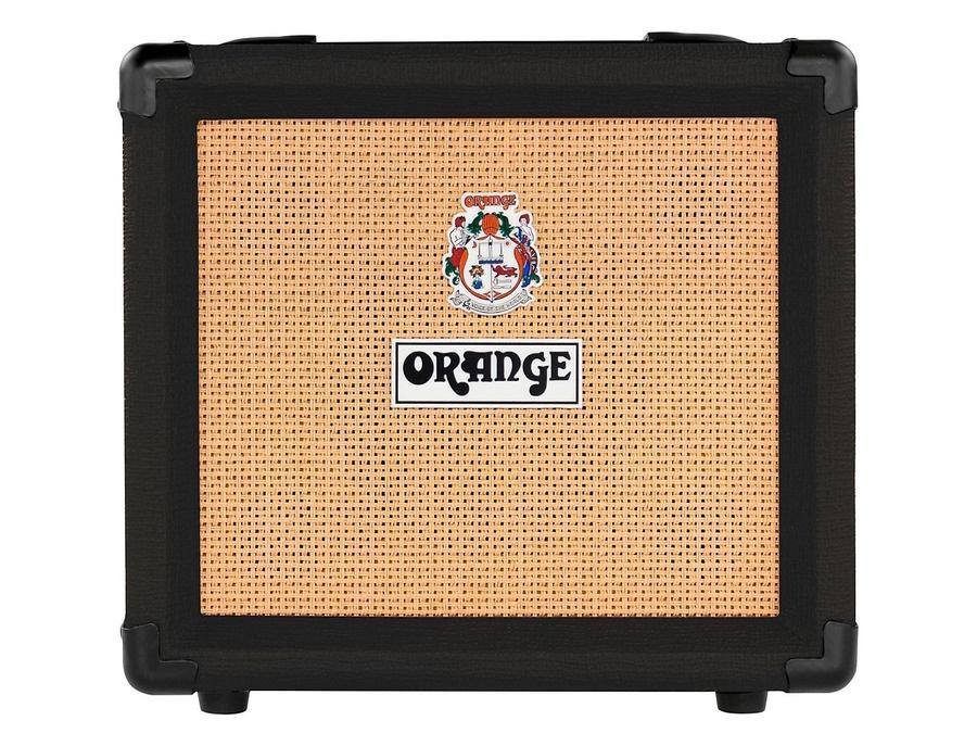 Orange Amplifiers Crush12 12W 1x6 Guitar Combo Amp (Black)