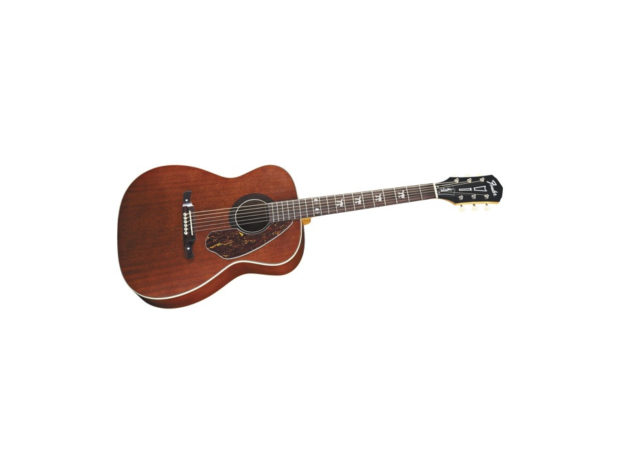 Fender tim armstrong hellcat acoustic electric guitar xl