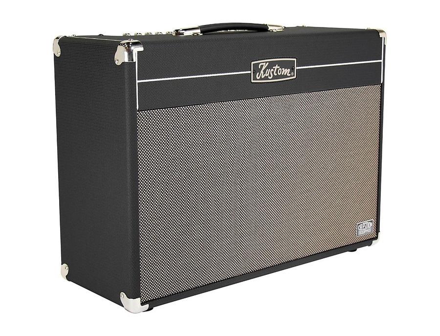 Kustom Auris 60W 2X12 Stage Combo Amplifier