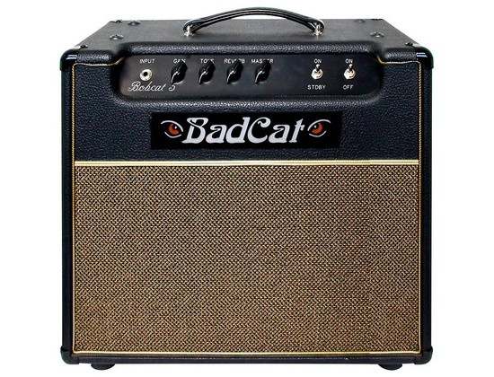 Bad Cat Bobcat 20 1x12 20W Tube Guitar Combo Amp With Reverb