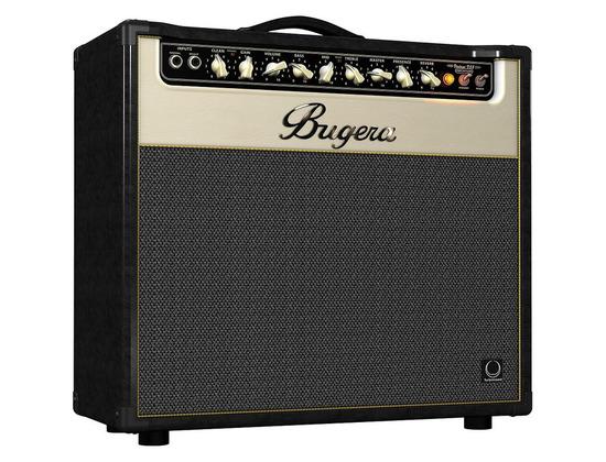"""Bugera Infinium 55W 1x12"""" Tube Guitar Combo Amp"""