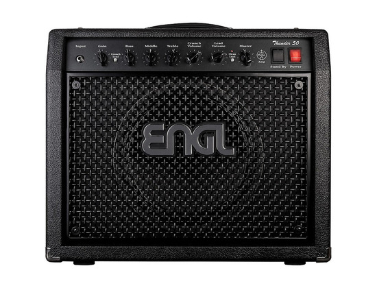Engl Thunder Drive 50W 1x12 Guitar Combo Amp