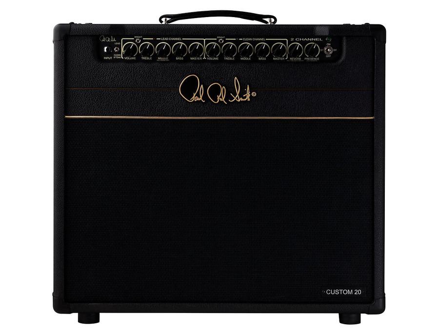 PRS 2 Channel Custom 20 Combo LTD Guitar Combo Amp