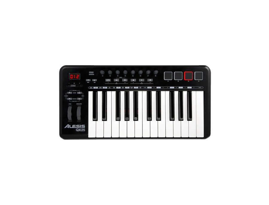 Alesis QX25 25-Key Advanced USB/MIDI keyboard Controller