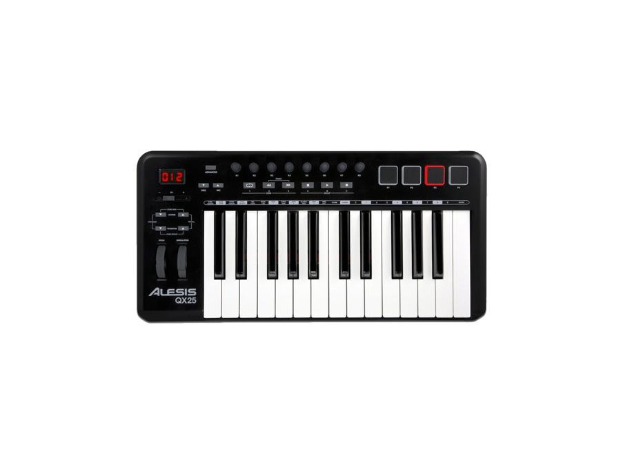 Alesis QX25 25-Key Advanced USB/MIDI keyboard Controller