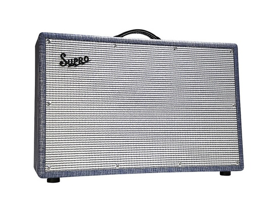 Supro Big Star 25W 2x12 Tube Guitar Combo Amp