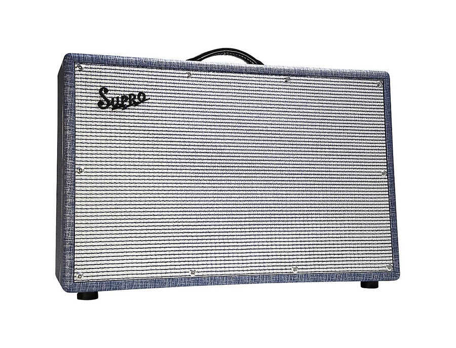 supro big star 25w 2x12 tube guitar combo amp reviews prices equipboard. Black Bedroom Furniture Sets. Home Design Ideas