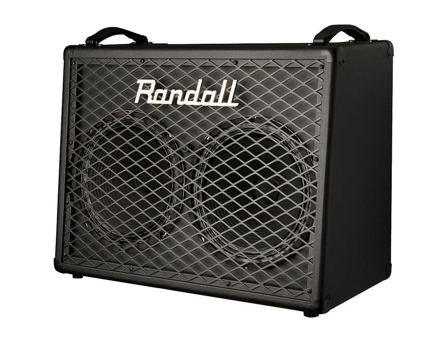 Randall RD45 Diavlo 45W 2x12 Tube Guitar Combo Amp