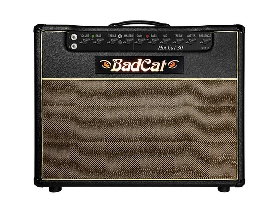 Bad Cat Hot Cat 30W 1x12 Guitar Combo Amp