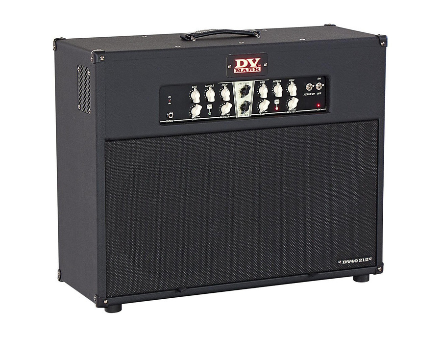 DV Mark DV 40 212 40 Watt 2x12 Guitar Combo