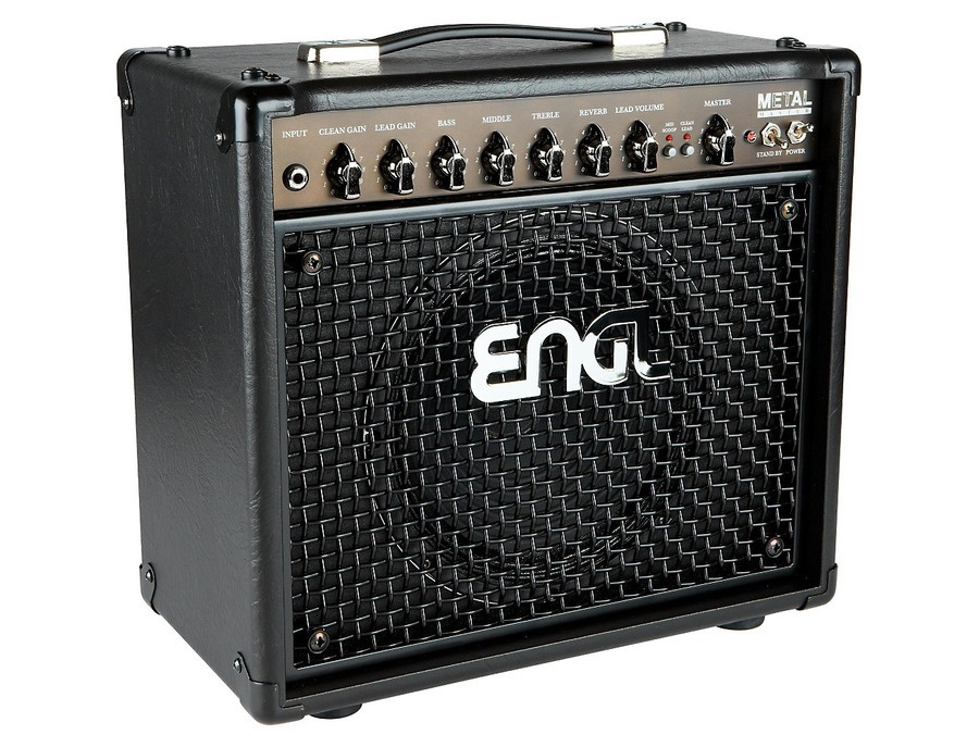 Engl MetalMaster 20W 1x10 Tube Guitar Combo Amp with Reverb