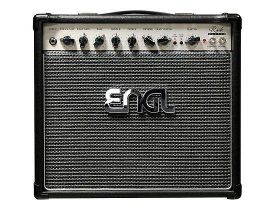 Engl RockMaster 20W 1x10 Tube Guitar Combo Amp with Reverb