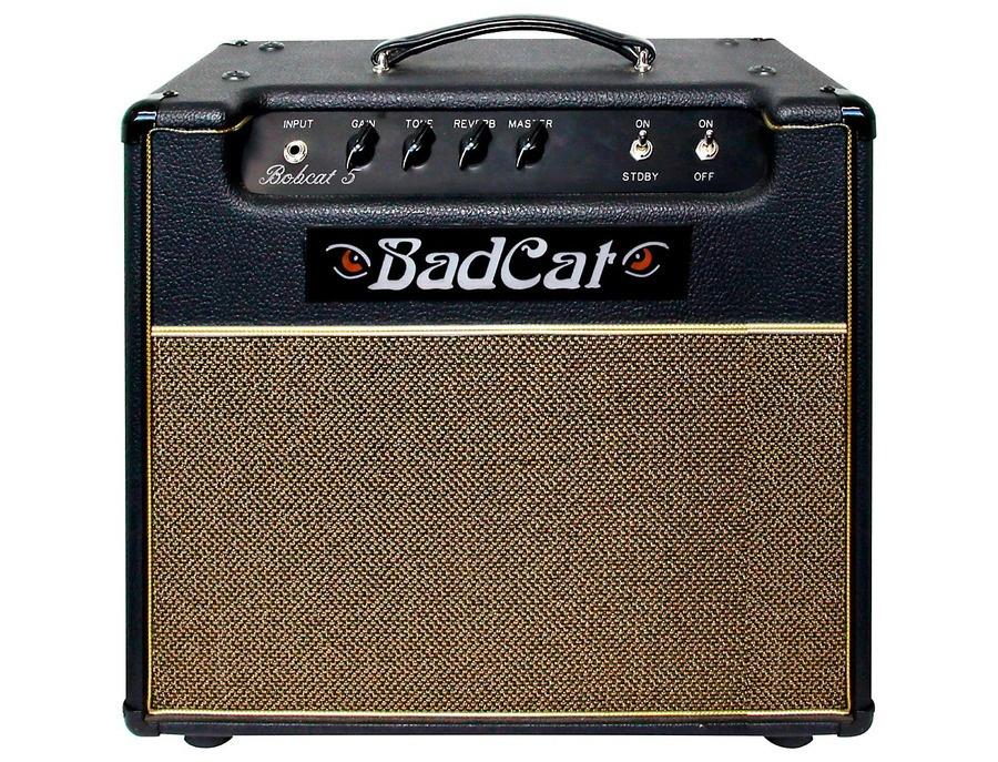 Bad Cat Bobcat 5 1x12 5W Tube Guitar Combo Amp with Reverb Reviews