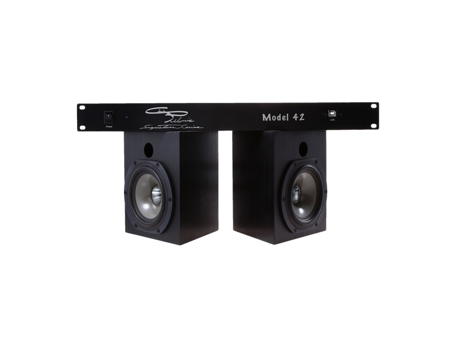 Pelonis Model 42 400W Active Studio Monitors