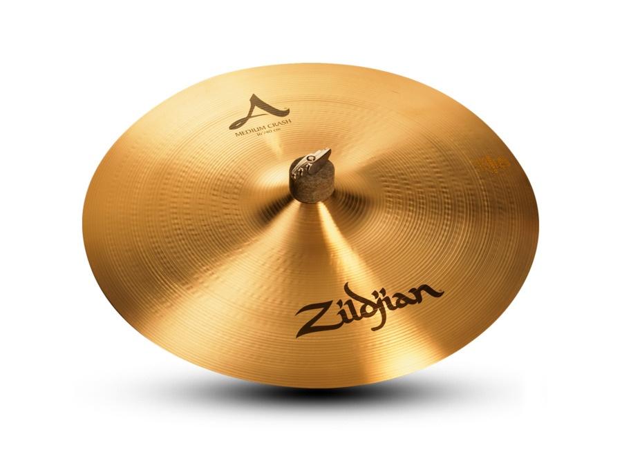 "Zildjian 16"" A Medium Crash"