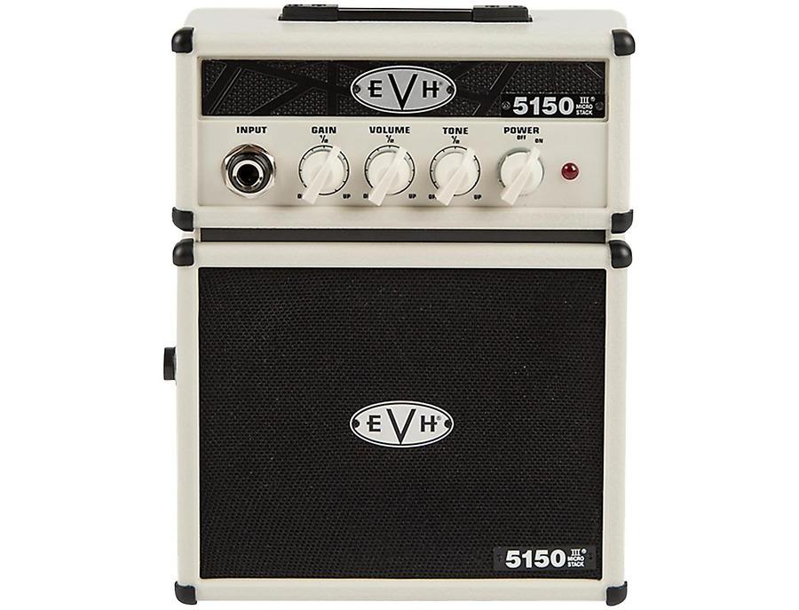 EVH 5150 III 1W 1x3 Micro Stack Battery-Powered Guitar Combo Amp