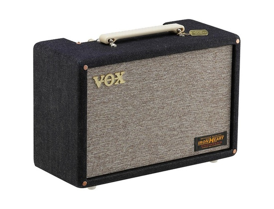 Vox Pathfinder 10 10W 1x6.5 Limited Edition Denim Mini Guitar Combo Amp