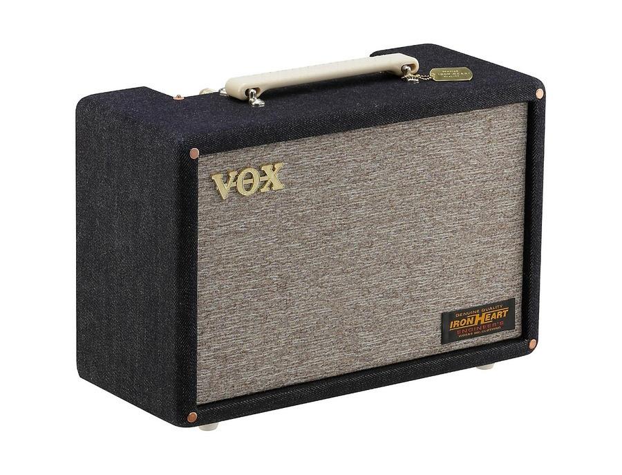 Vox Pathfinder 10 10W 1x6.5 Limited Edition Denim Mini Guitar Combo Amp
