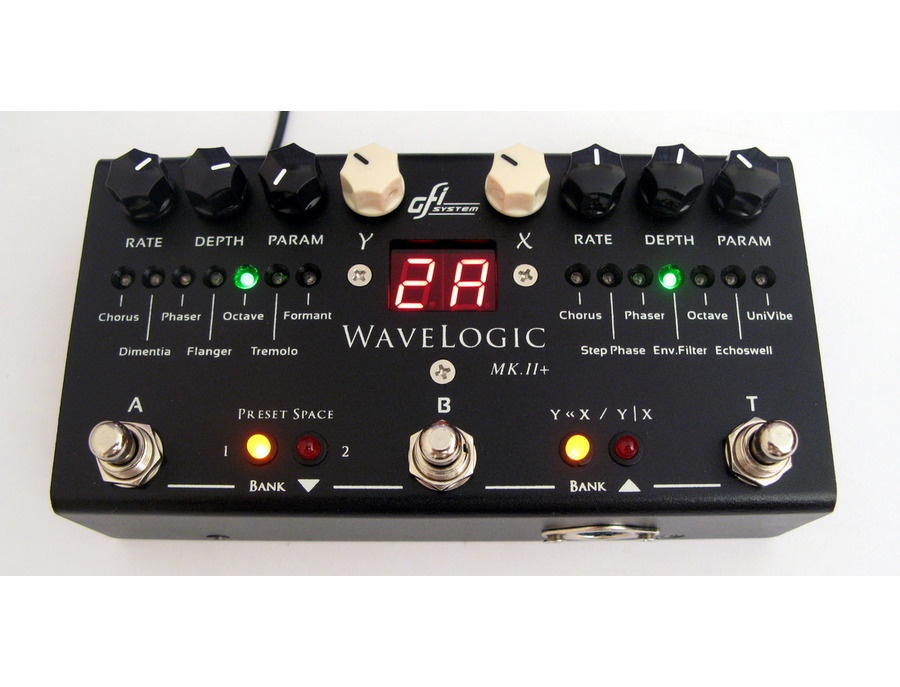 GFI System WaveLogic MKII+