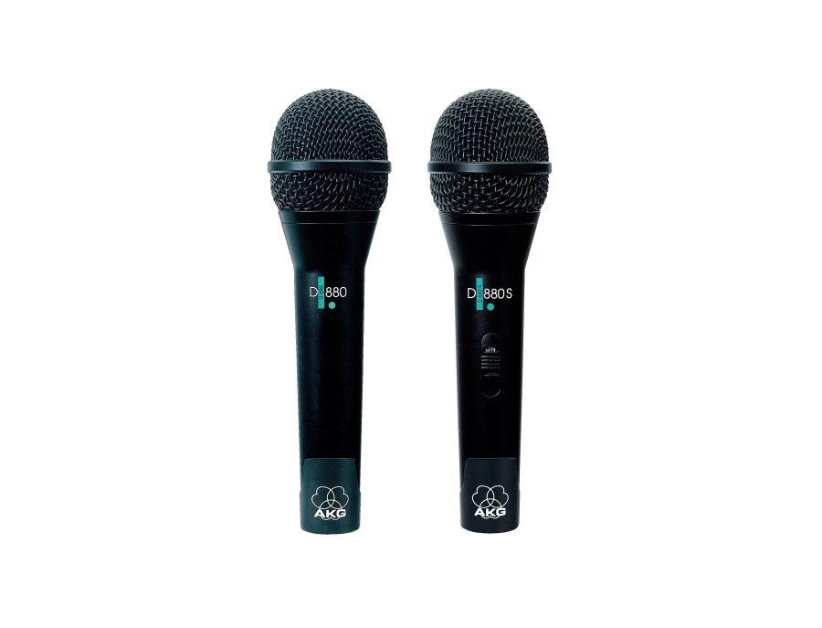 Akg d880 dynamic microphone xl