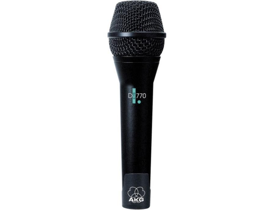 Akg d770 dynamic microphone xl