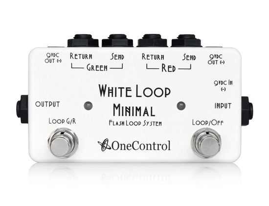 One Control White Loop (Minimal Series)