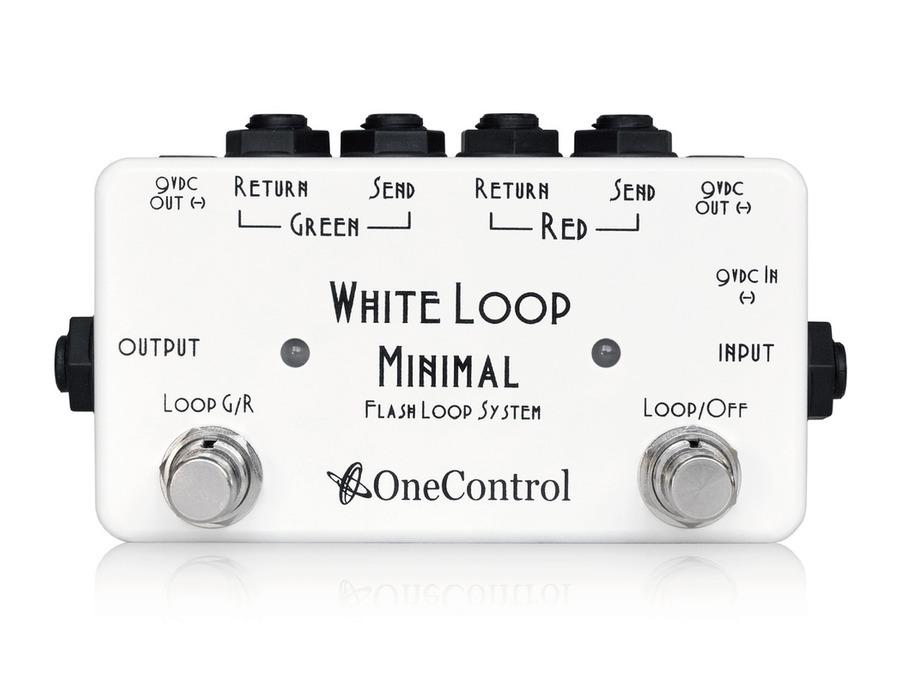 One Control White Loop (Minimal Series)