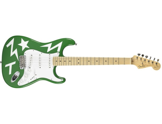 Fender Stratocaster 'Green T' Eric Clapton Signature Model