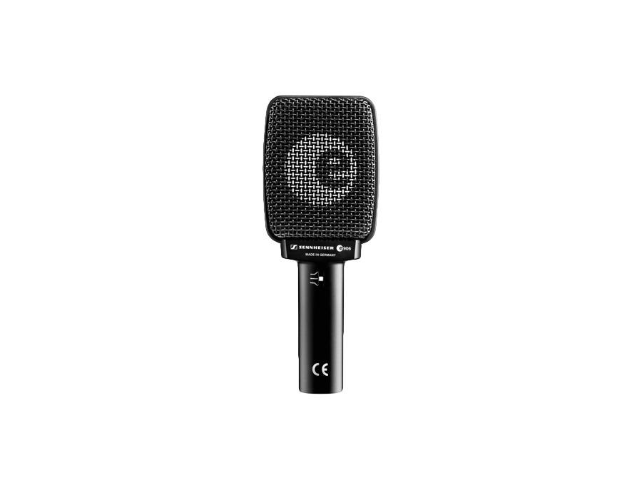 Sennheiser e 906 supercardioid dynamic instrument microphone xl
