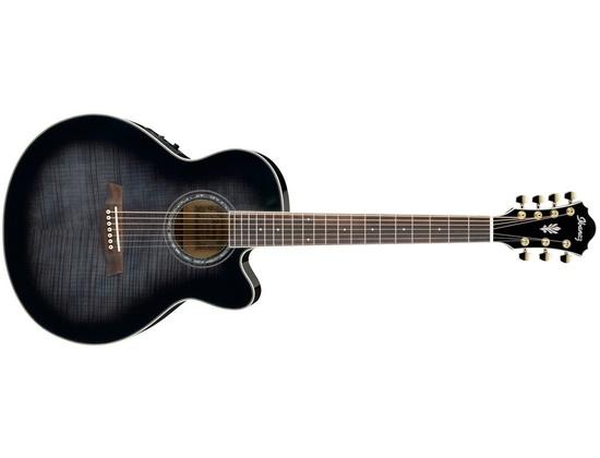 Ibanez AEL207E-TKS 7-String Acoustic-Electric Guitar